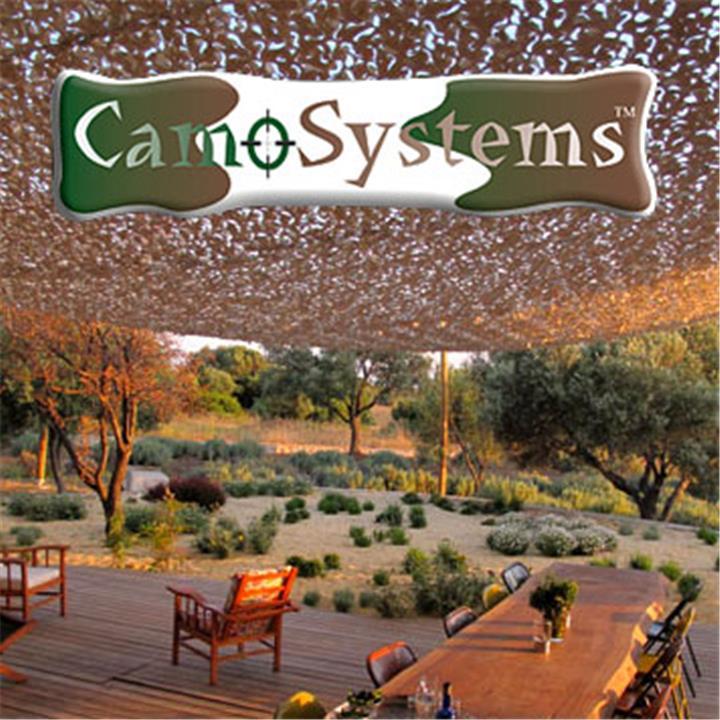 Δίχτυα Σκίασης & Decor Camosystems